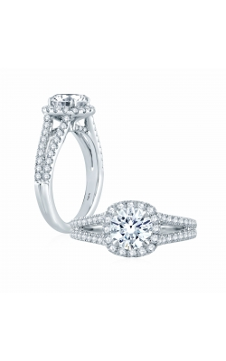 01-5399-998 Fire and Ice Evelyn Engagement Ring product image