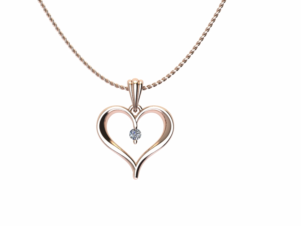 Perfect Pendant Rose Gold .05 product image