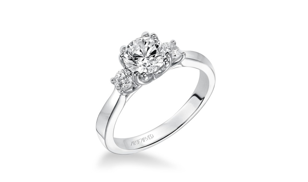 Artcarved classic engagement ring