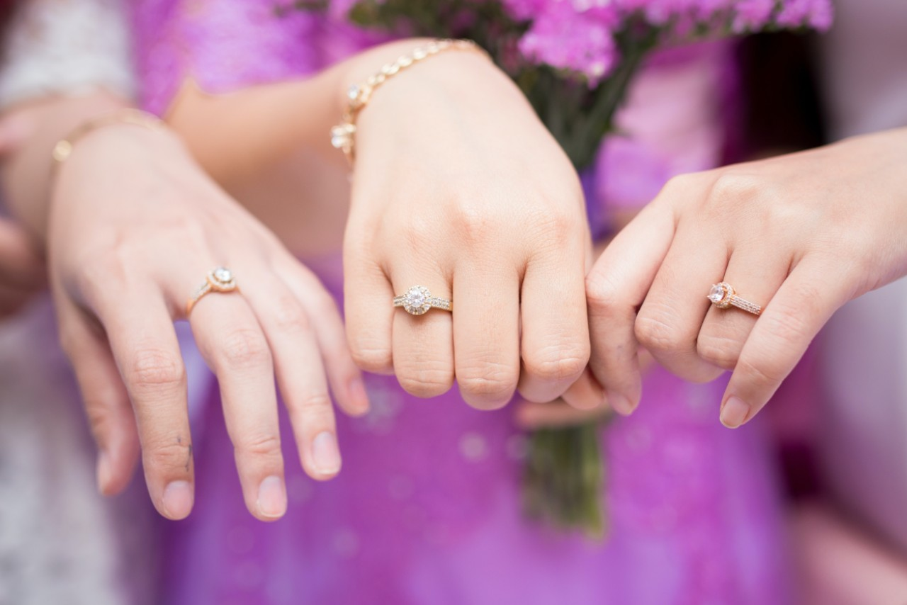 Trending Engagement Ring Metal Types in 2021