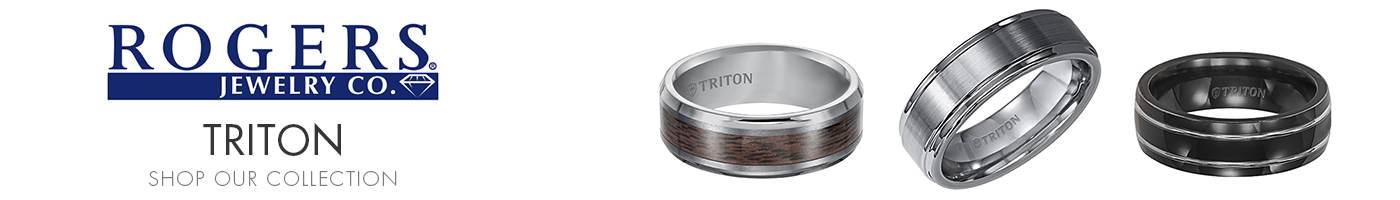 Triton Jewelry at Rogers Jewelry Co.